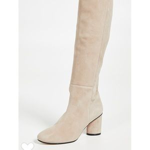 Stuart Weitzman Eloise 75 Knee-High Suede Boot